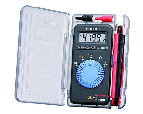 Đồng hồ vạn năng bỏ túi Hioki 3244-60