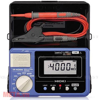 Máy đo điện trở cách điện Hioki IR4056-21