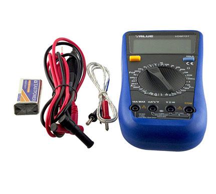 Đồng hồ vạn năng VALUE VDM-151