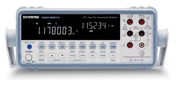 Đồng hồ vạn năng Digital GW Instek GDM-8261A