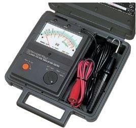 Máy đo điện trở cách điện Kyoritsu 3322
