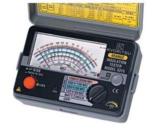 Đồng hồ đo điện trở cách điện Kyoritsu 3314
