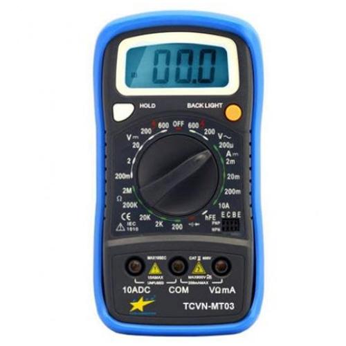 Đồng hồ vạn năng TCVN-MT03