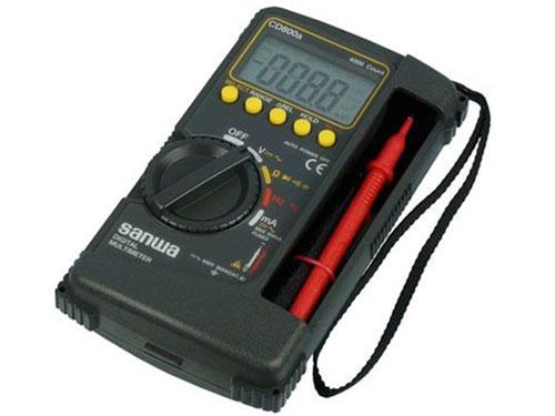 Đồng hồ vạn năng Sanwa CD 800A (0,7%)