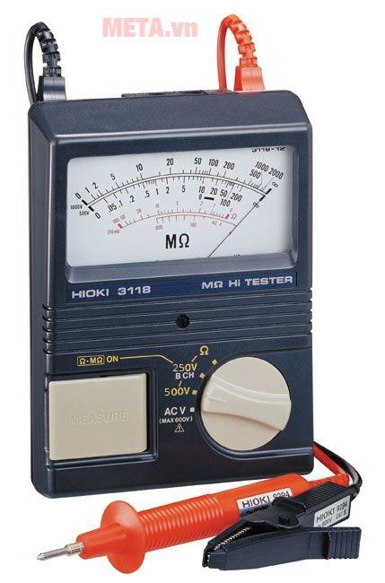 Máy đo điện trở cách điện Hioki 3118-11
