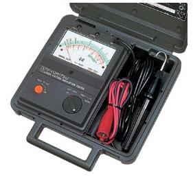 Máy đo điện trở cách điện Kyoritsu 3122