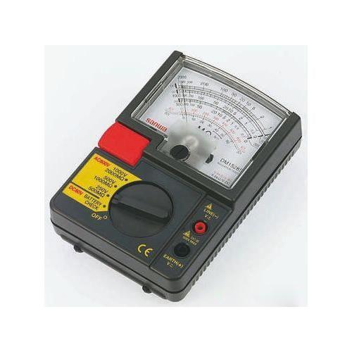 Đồng hồ đo điện trở cách điện Sanwa DM1528S