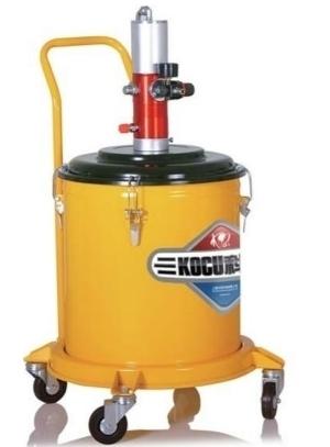 Máy bơm mỡ khí nén Kocu GZ-A9 (30 lít)