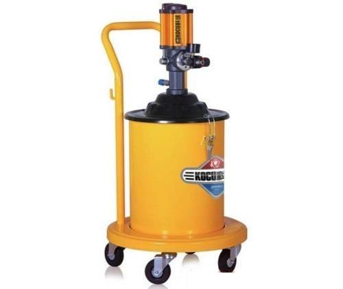 Máy bơm mỡ khí nén Kocu GZ-100 (20 lít)