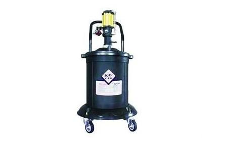 Máy bơm mỡ khí nén Kocu GZ-200 (30 lít)