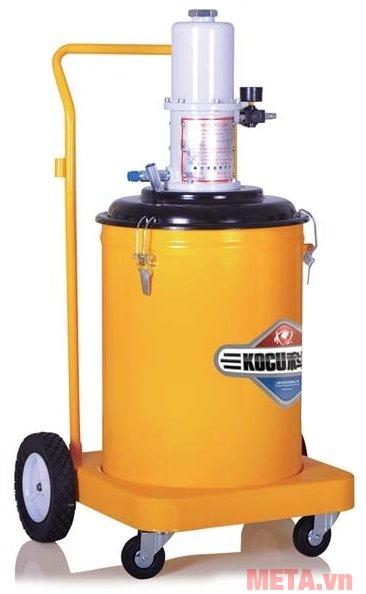 Máy bơm mỡ khí nén Kocu GZ-75B (45 lít)