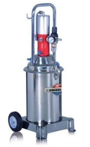 Máy bơm mỡ khí nén Kocu US-8 (12 lít)
