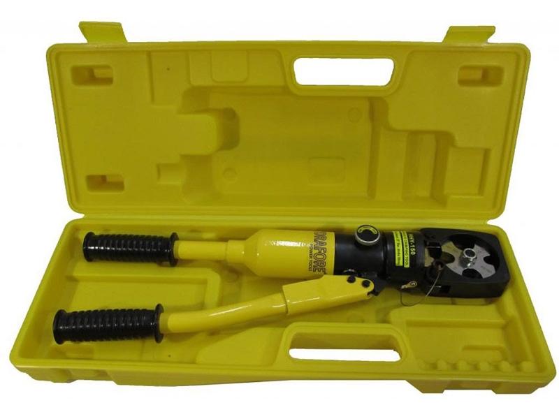 Kìm bấm cos thủy lực 150 mm2 TLP HHY-150