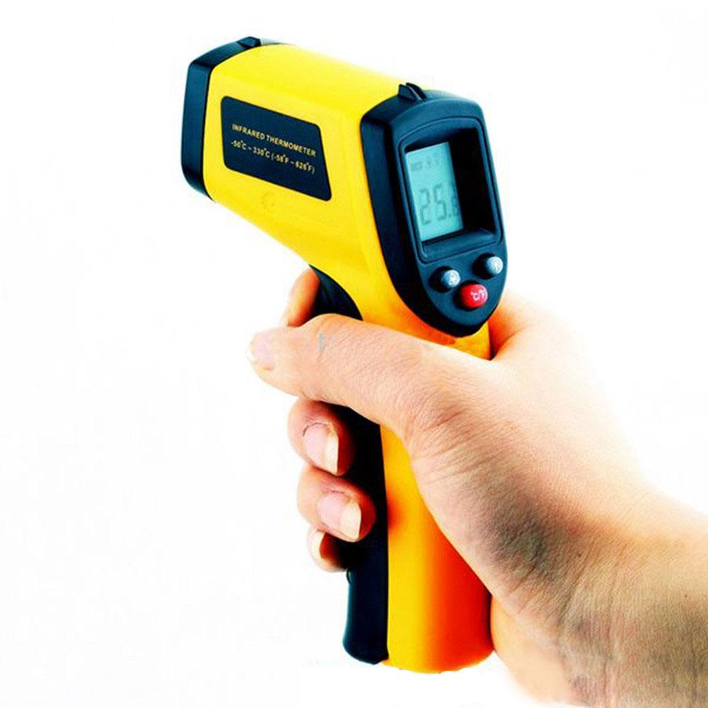 Súng đo nhiệt độ Zoyi GM320