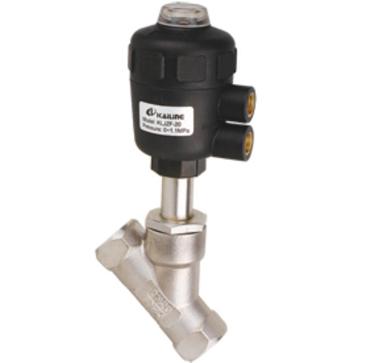 Lọc y điều khiển khí nén KLJZF (Van xiên)