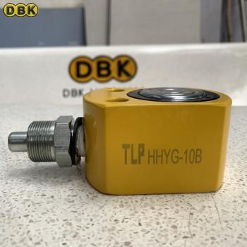 Kích thủy lực 1 chiều mỏng 10 tấn hành trình 10mm TLP HHYG-10B