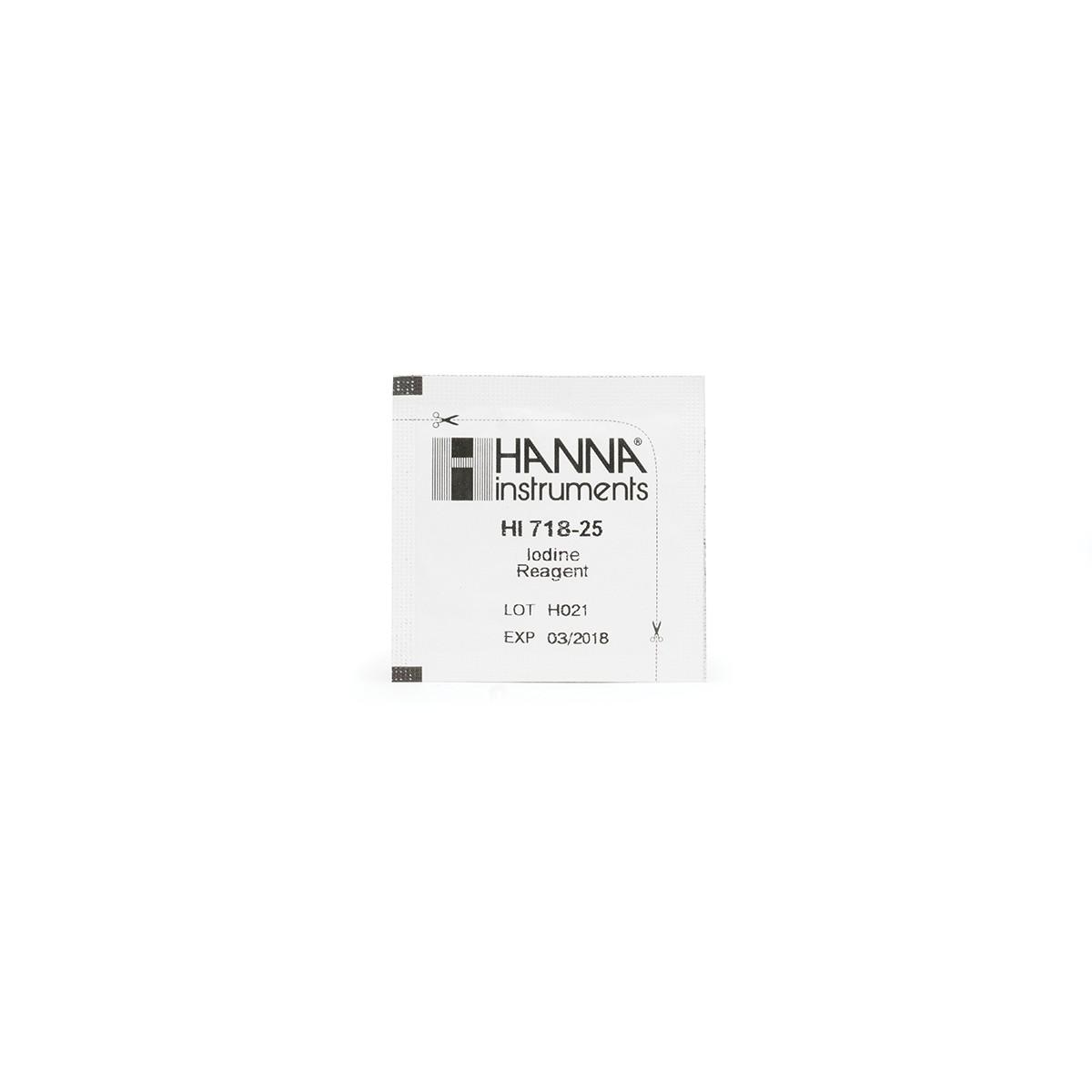 Thuốc Thử Iot , 25 gói HI718-25