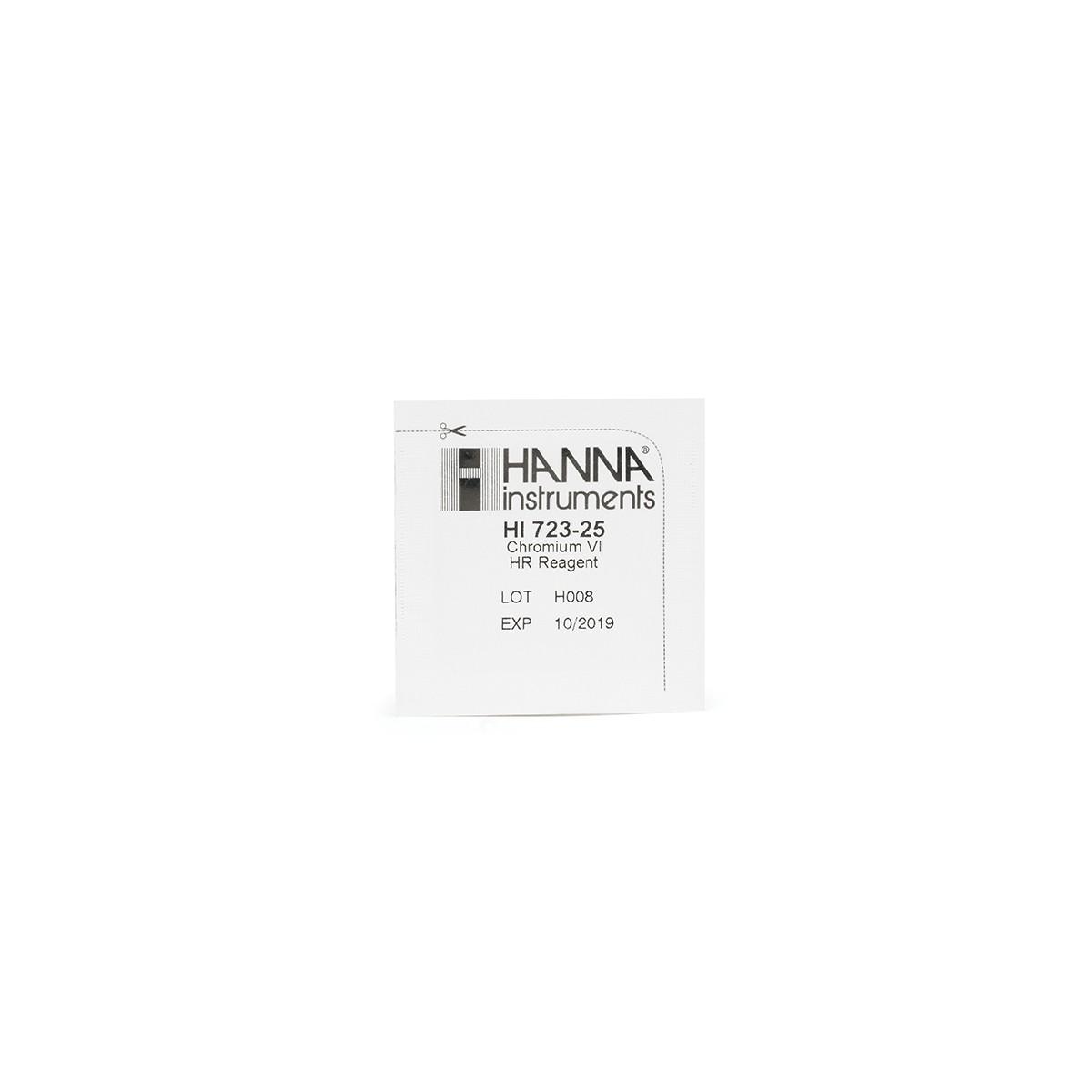 Thuốc thử Cho Checker Crôm VI HI723, 25 gói HI723-25