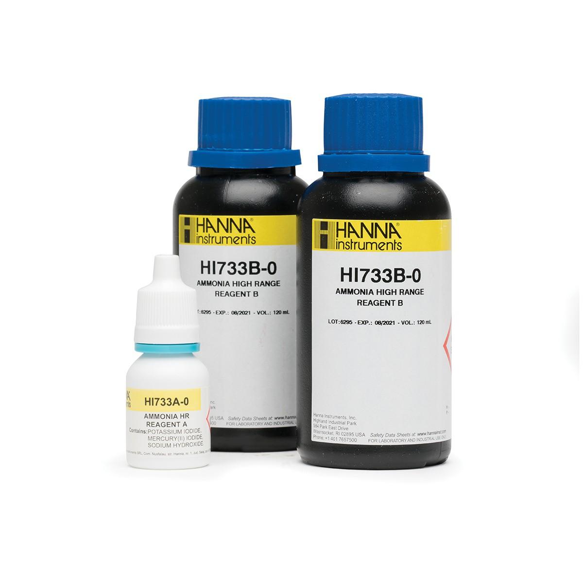 Thuốc Thử Amoni Thang Cao Dùng Cho HI733 (25 lần) HI733-25