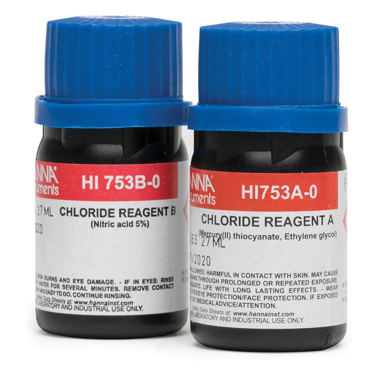 Thuốc Thử Cloride Cho Checker HI753 HI753-25