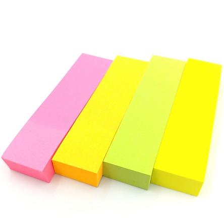 Giấy note 4 màu - Xấp