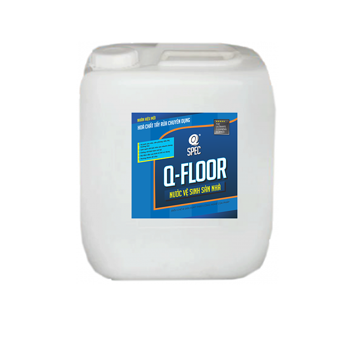 Nước lau sàn Q FLOOR - Can 20L