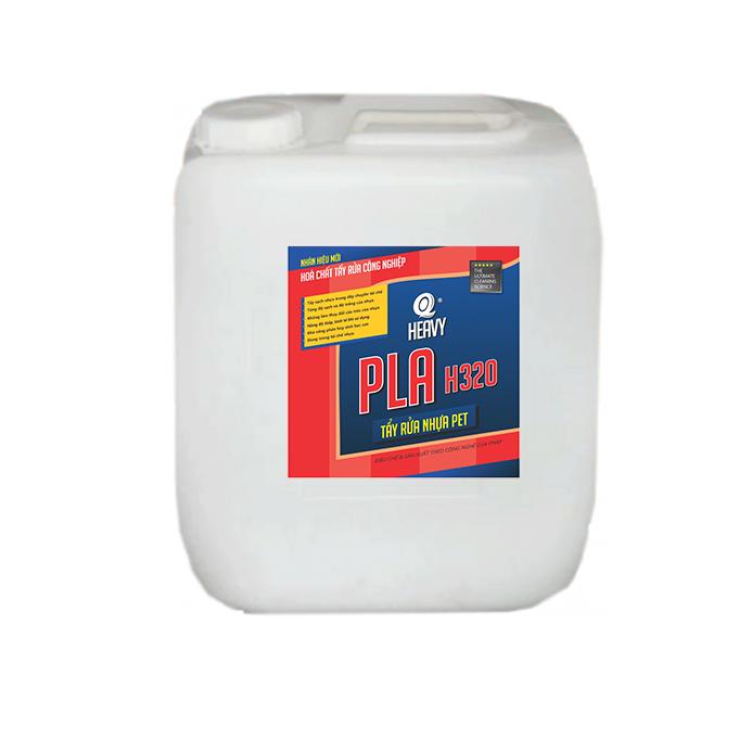 Chất tẩy rửa nhựa PET, PVC PLA H320 - Can 20L