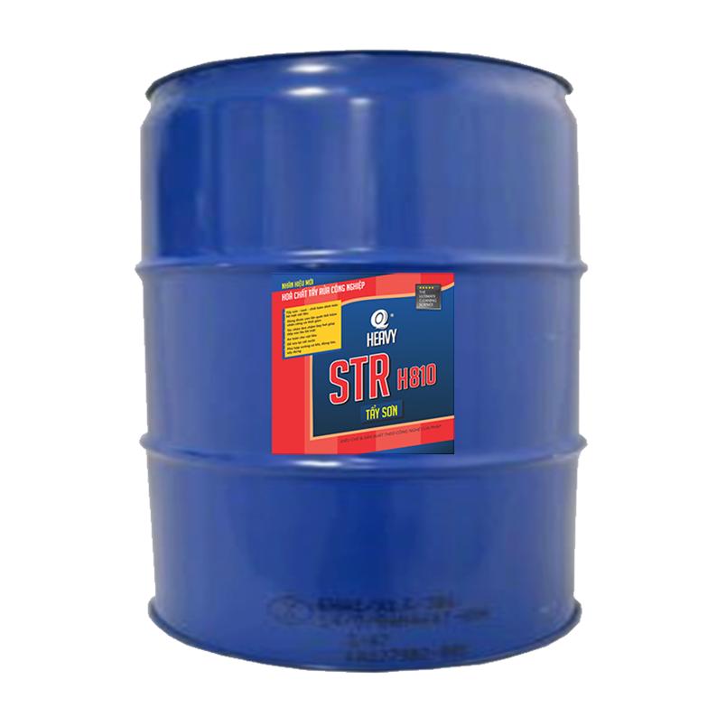 Dung dịch tẩy sơn STR H810 - Phuy 50kg