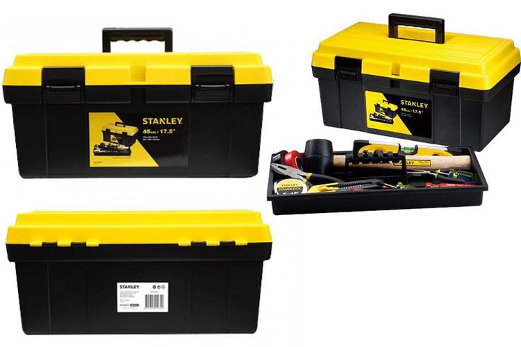 "Hộp dụng cụ (nhựa) 17.5"" Stanley STST73691-8"