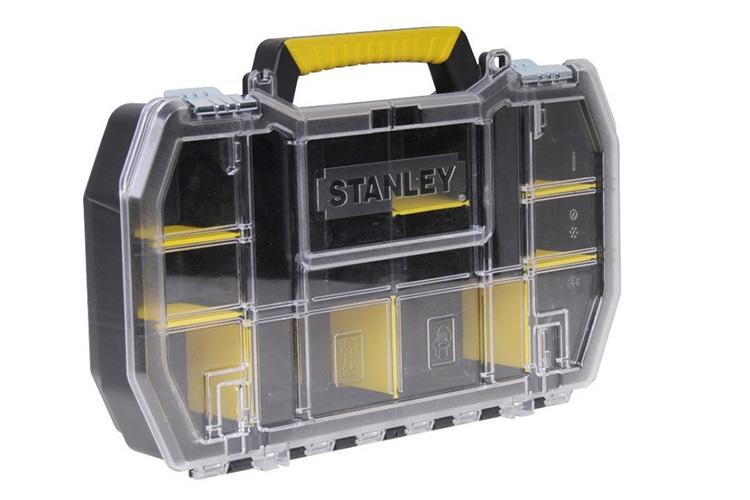 Hộp dụng cụ (nhựa) 50cm khay đựng phụ kiện Stanley STST1-70736