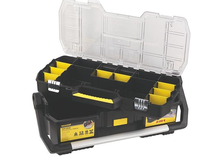"Hộp dụng cụ (nhựa) 24"" Stanley 1-97-514"