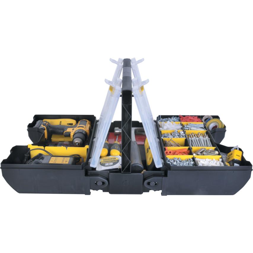 Hộp dụng cụ (nhựa) 3IN1 425x234x316mm Stanley STST1-71963