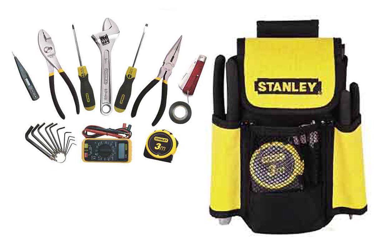 Túi dụng cụ bộ 22 chi tiết Stanley 92-005-1-23