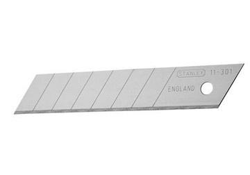 Lưỡi dao rọc 18mm (100c) Stanley 11-301H