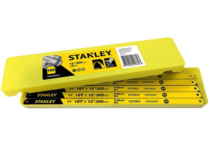 """Lưỡi cưa thẳng BI-METAL 32Tx12""""/300mm (Hộp 100 lưỡi) Stanley STHT20299-8"""