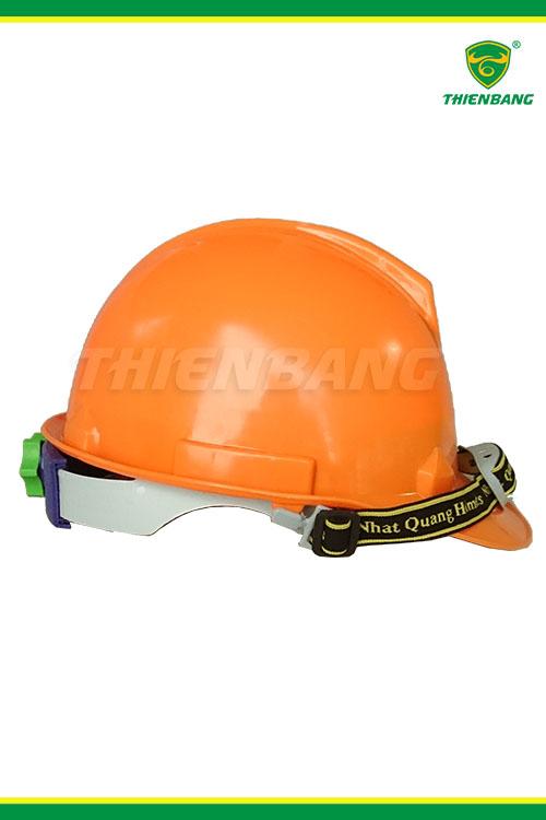 Mũ bảo hộ Nhật Quang cam