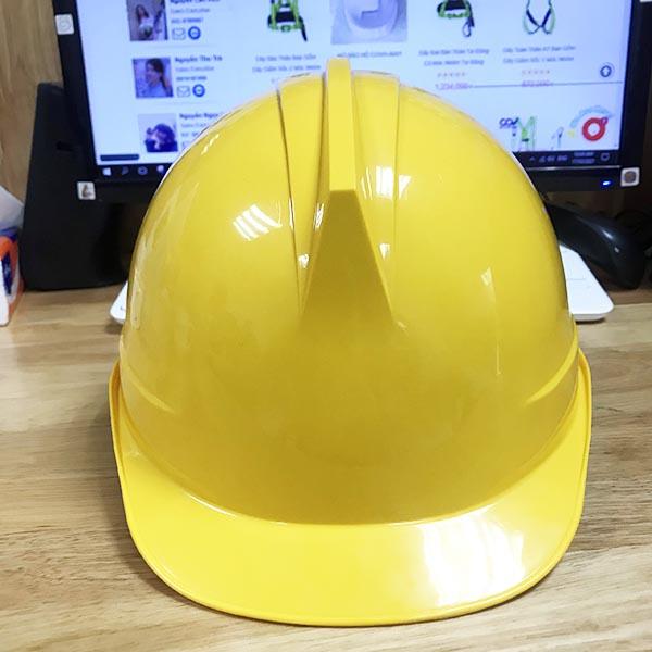 Mũ bảo hộ Hàn Quốc COV VINAH-E001 Màu vàng