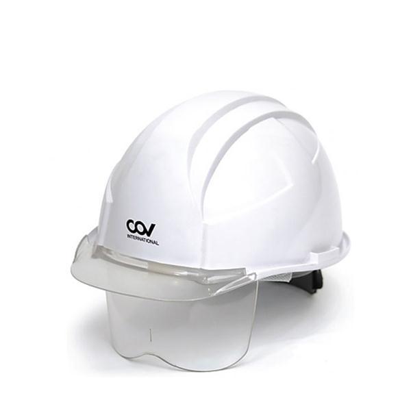 Mũ bảo hộ COV có kính bảo vệ