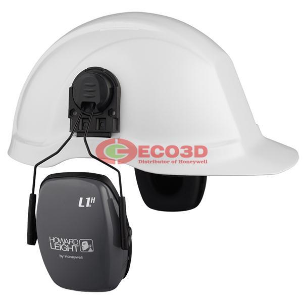Chụp tai chống ồn gắn mũ bảo hộ L1 Muff Helmet