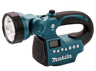 Radio Có Đèn Dùng Pin(18V/14.4V) DMR050 Makita