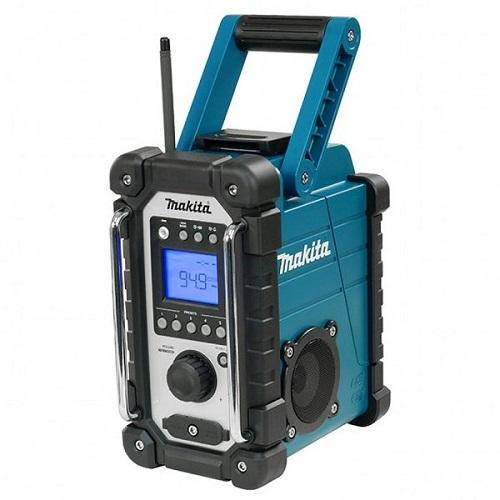 Radio Công Trường Dùng Pin Và Điện(18V/14.4V/12V Max/Ac) DMR108 Makita