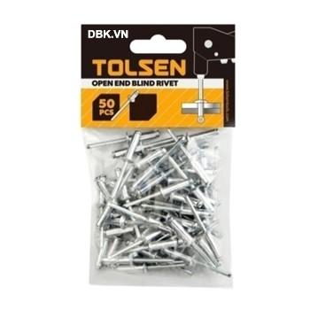 ĐINH RIVE 4x12.7mm TOLSEN 43010