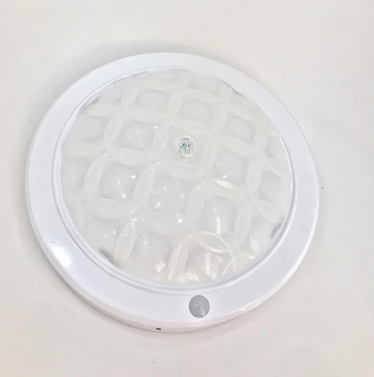LED ỐP TRẦN CẢM BIẾN TRÒN CIRCULARING PATTERN 15W