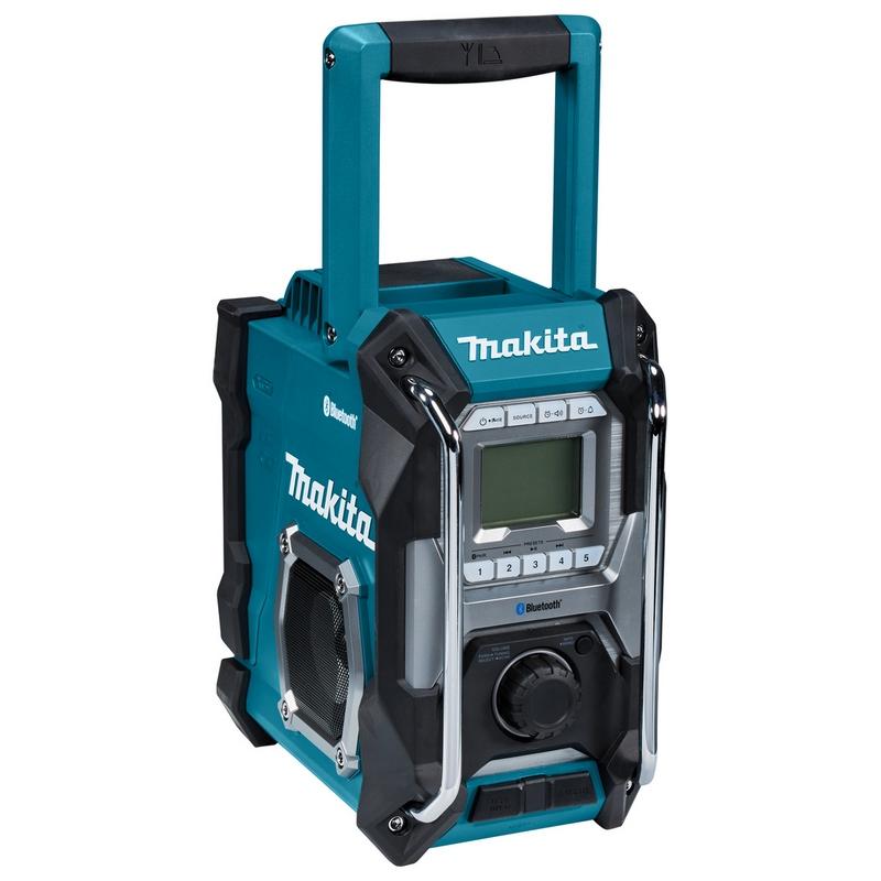 Radio Sử Dụng Pin(40V Max/18V/14.4V/12Vmax/Ac) MR002GZ Makita