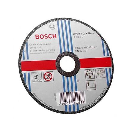 Đá cắt 100x2x16mm (sắt) - Best for Metal 2608600267 Bosch