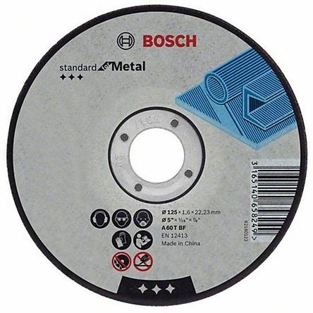 Đá cắt 100x2.5x16mm (sắt) - Expert for Metal 2608600091 Bosch