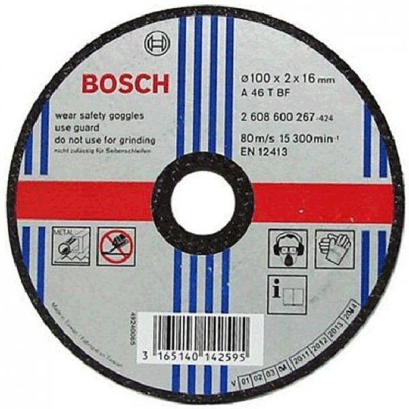 Đá cắt 230x3x22.2mm (sắt) - Expert for Metal 2608600274 Bosch