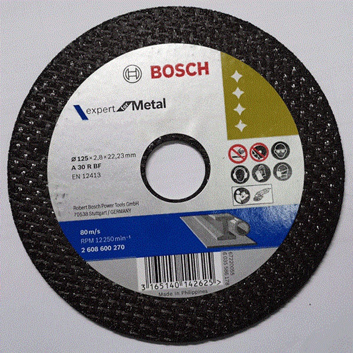 Đá cắt 305x3x22.2mm (sắt) - Expert for Metal 2608600276 Bosch