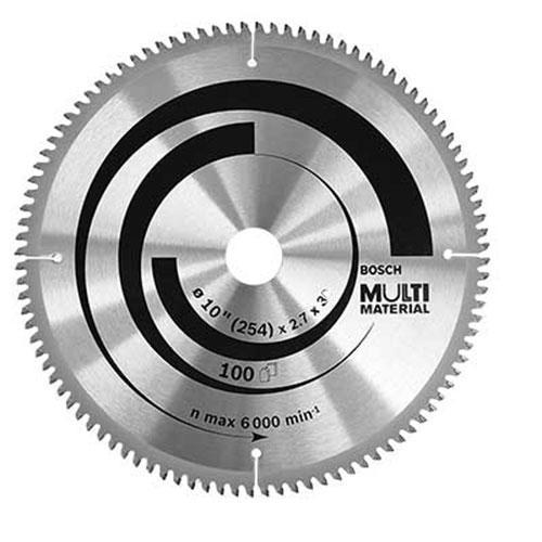 Lưỡi cắt nhôm đa năng 254x30/25mm T100 2608642202 Bosch