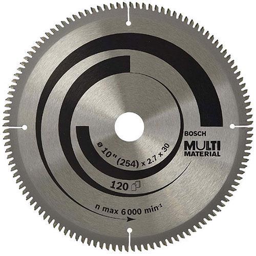 Lưỡi cắt nhôm đa năng 254x30/25mm T120 2608642203 Bosch